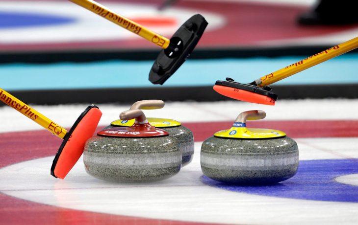 Piedras-de-curling