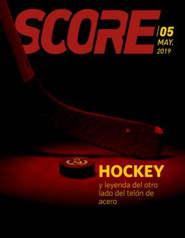 Portada-SCORE-No. 05 mayo 2019