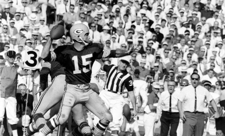 Bart Starr, QB de los Packers