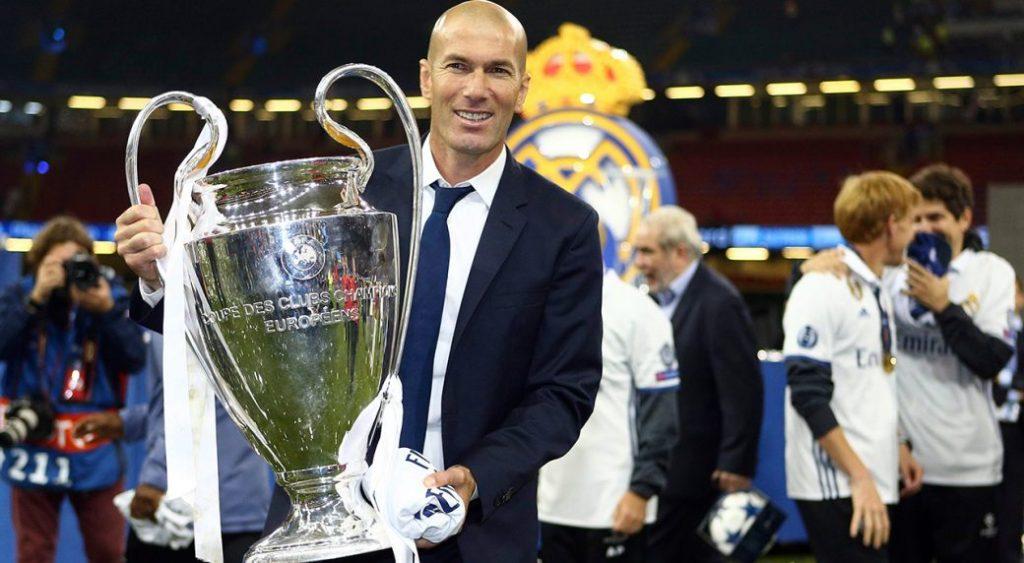 Con el regreso de Zidane a las filas del Madrid, esta vez como DT, se revitalizó un conjunto que lucía resquebrajado desde el vestuario.