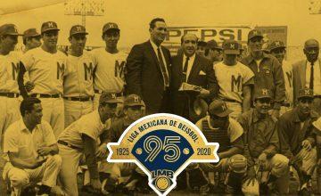 95 años de la LMB
