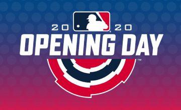Opening Day MLB 2020