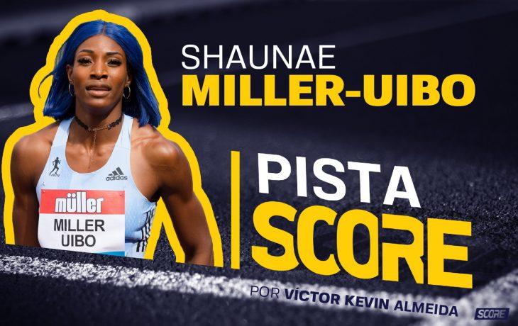 Shaunae Miller-Uibo entra al club de cuatro mujeres con mejores marcas en los 100m, 200m y 400 m.