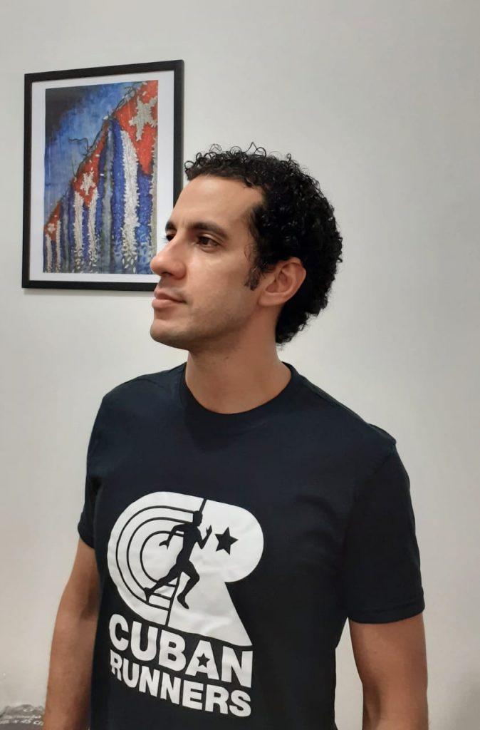 El proyecto de Cuban Runners, fundado por Javier Guillot, lleva ya dos años de existencia.