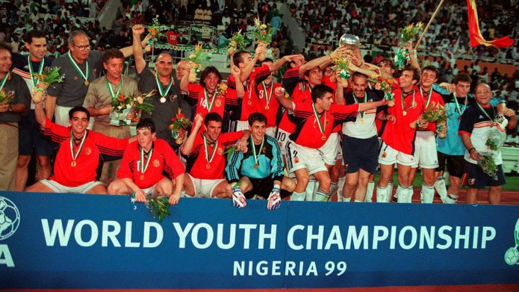 Mundial Sub 20, 1999. Foto: Football Addict
