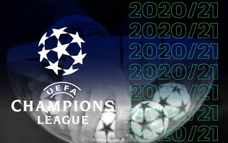 Ya están conformados los grupos para la Champions 2020-2021.