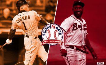 En la jornada de ayer, los Astros vencieron a los Rays, logrando llegar al juego 6, mientras que los Braves volvieron a ganar a los Dodgers.