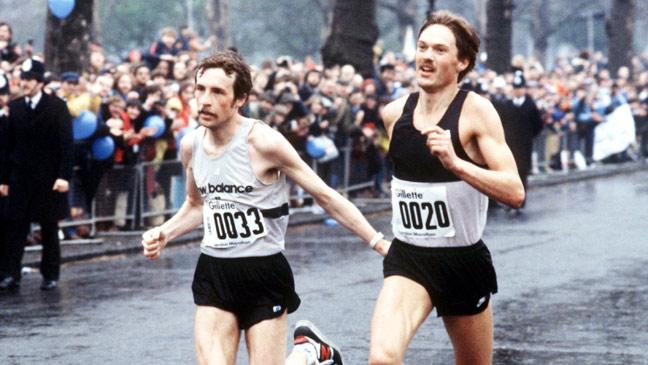 Primera Maratón de Londres, 29 de marzo de 1981. Foto: Marca