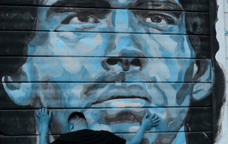 La muerte de Maradona deja un gran vacío en todo el mundo del fútbol.