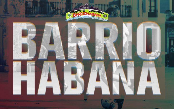 Una de las principales metas de el proyecto comunitario BarrioHabana es redireccionar los comportamientos marginales de los jóvenes capitalinos a través de la práctica deportiva.