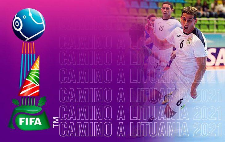El equipo cubano de futsal iniciará su camino al Mundial 2021.